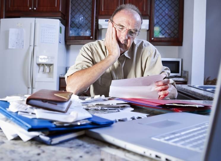 процедура банкротства для пенсионеров